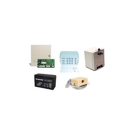 Système d'Alarme DSC 8 Zones