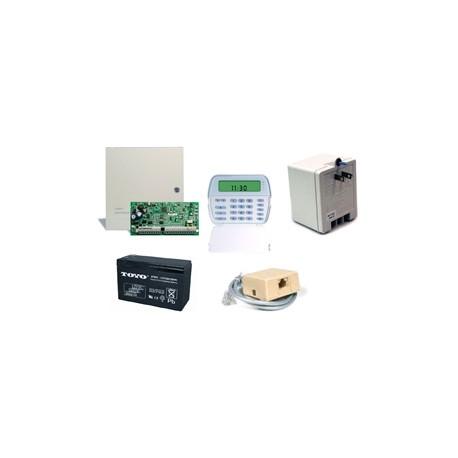 Système d'Alarme DSC 64 Zones (ACL)