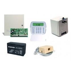 Système d'Alarme DSC Complet (Installation incluse)