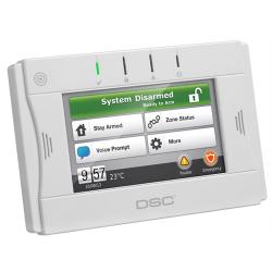 Clavier Sans-Fil DSC tactile Bi-directionnel