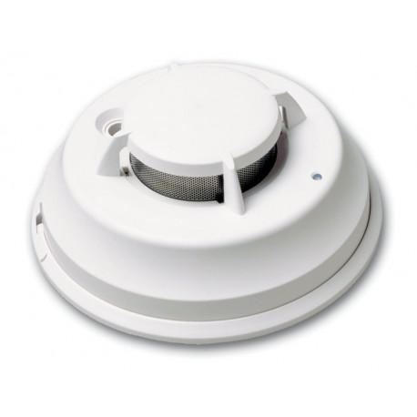 Détecteur de fumée et de chaleur photoélectrique sans-fil