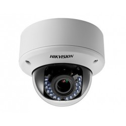 Caméra dôme antivandalisme IR WDR HD 1080p (2MP)