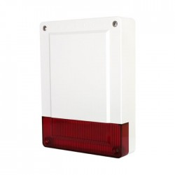 Sirène extérieure flash sans-fil SR150