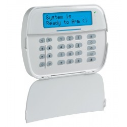 Clavier ACL bidirectionnel sans fil à messages complets avec transpondeur PowerG