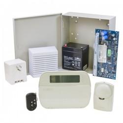 Kit DSC système d'alarme 9 pièces