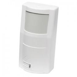 Détecteur passif infrarouge et micro-ondes
